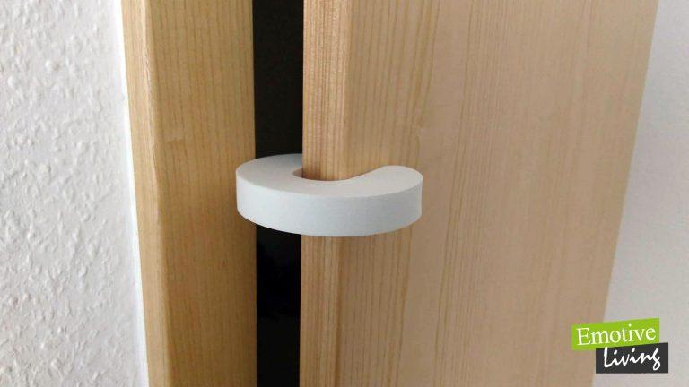 Fingerklemmschutz Türstopper Türpuffer Tür Fingerschutz Baby Kindersicherung DE